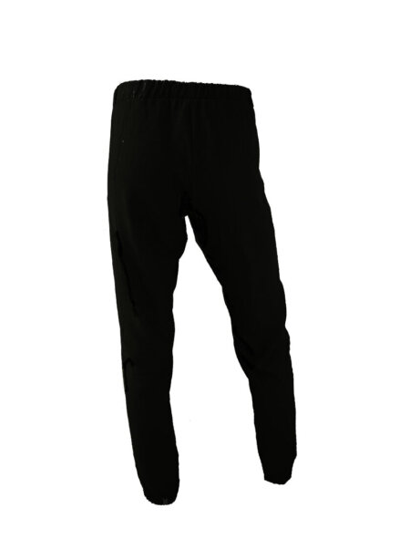 Elastic Cuff Pants (Black)